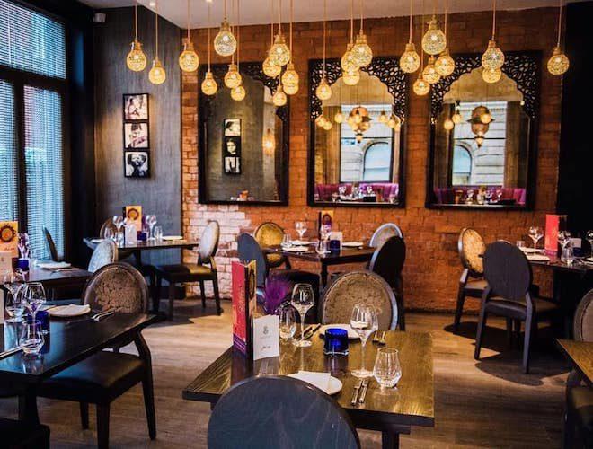 Asha's Indian Restaurant, Manchester