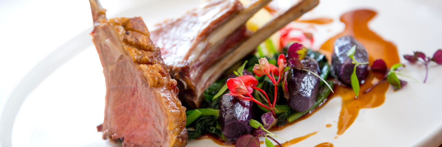 Locally-sourced meat is one of the draws at The Eagle & Child in Ramsbottom.