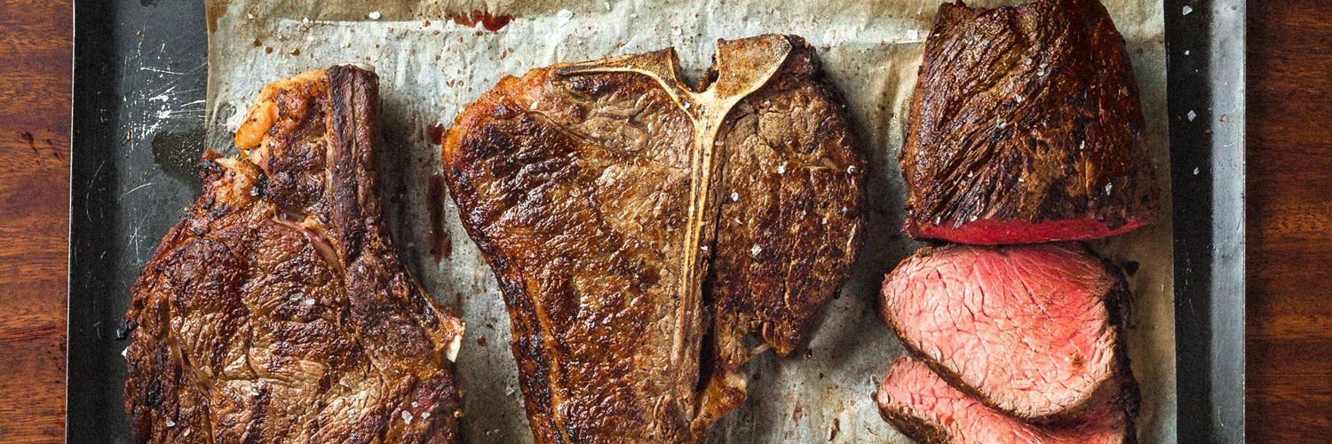 Well-sourced, British-bred beef is the star of the menu at Hawksmoor Manchester.