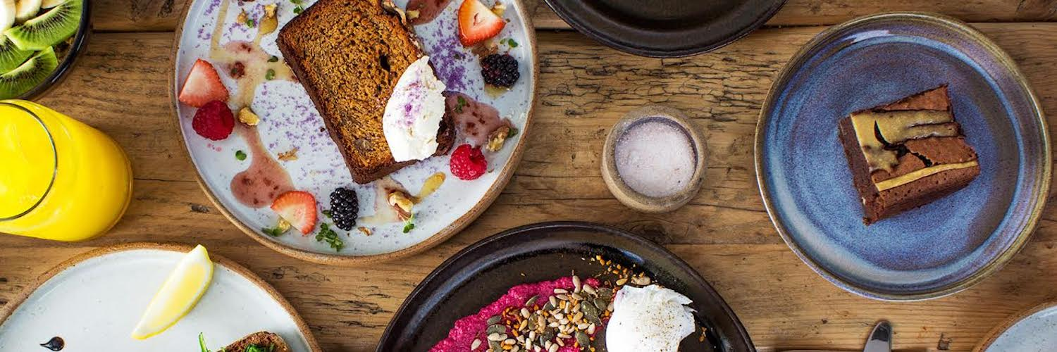 Melbourne-inspired coffee and cake at Didsbury's Another Heart to Feed