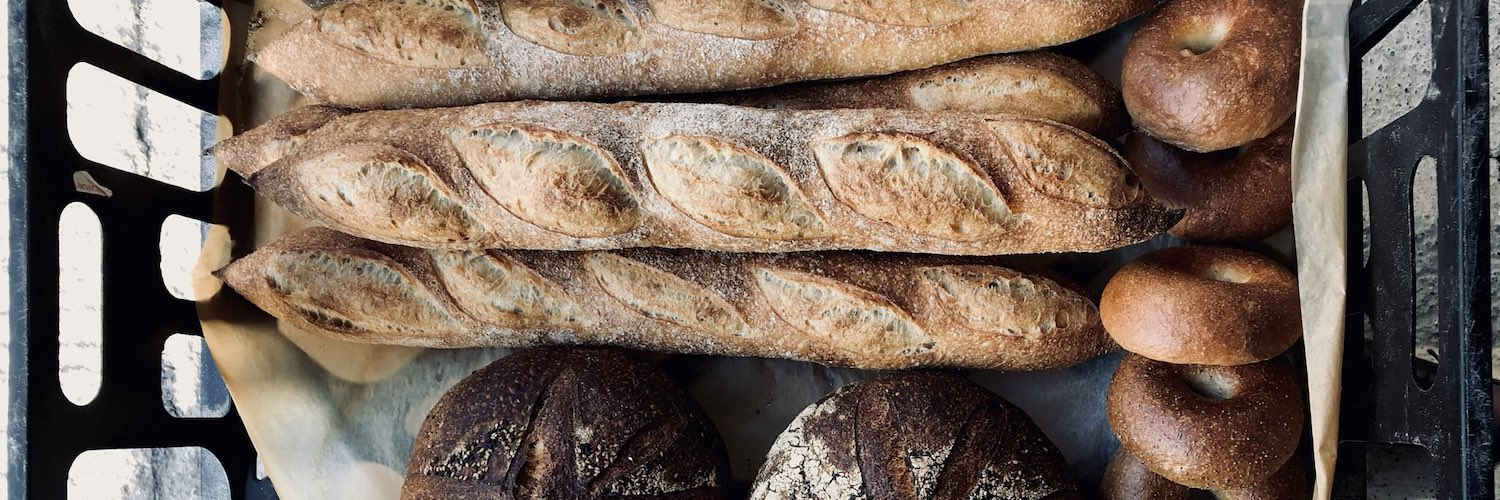 Homemade bread from Trove Levenshulme: a bakery and licensed cafe recommended by Confidential Guides