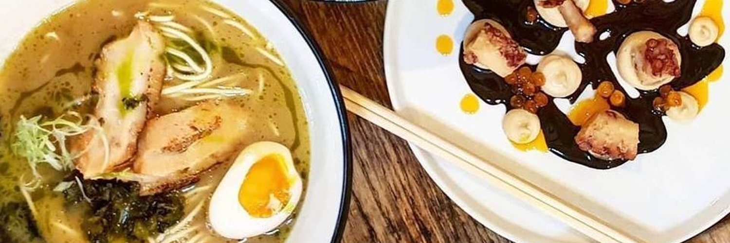 dishes on the menu at Tokyo ramen manchester
