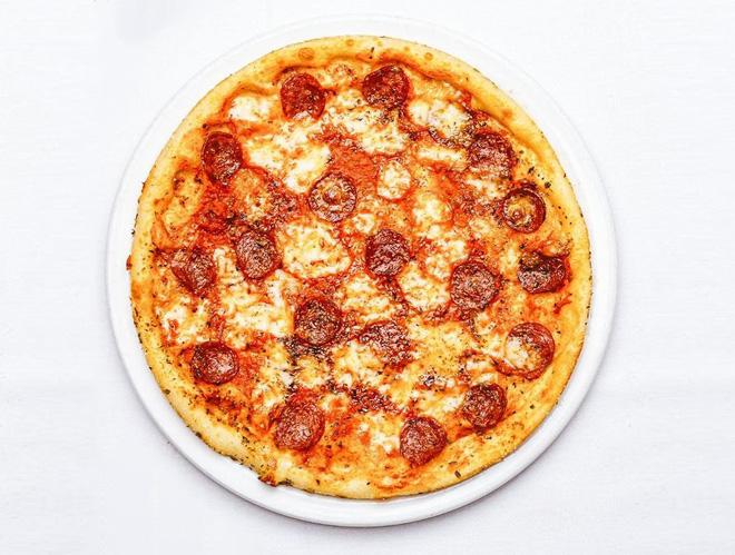 Pizza at Chroma