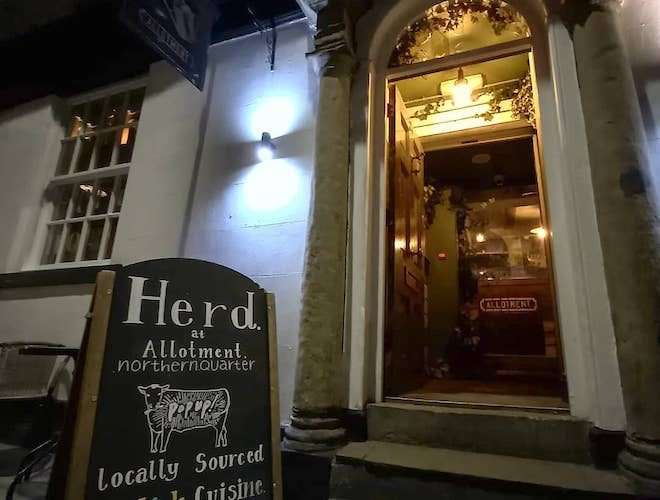 Herd NQ Manchester Restaurant