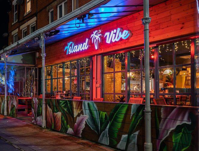 Island Vibe Restaurant Chorlton