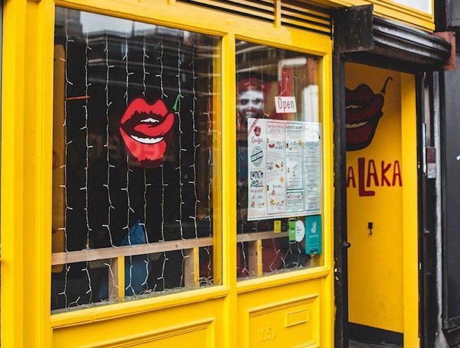 chakalaka, northern quarter, manchester