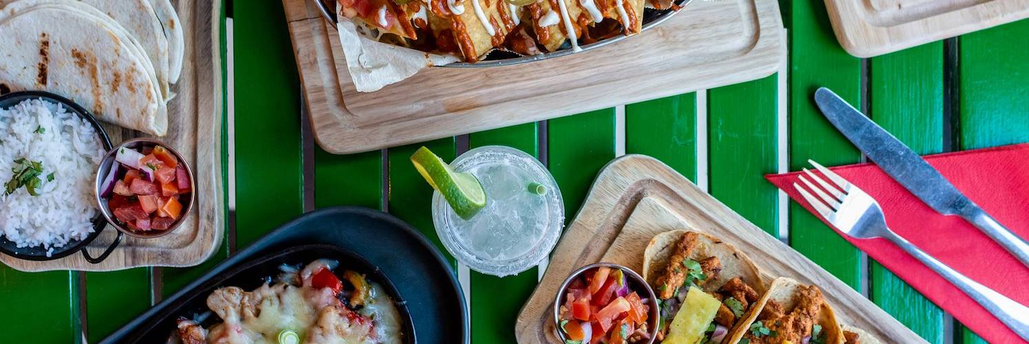 La Casita Restaurant Manchester Dishes