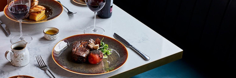 Mamucium Steak and Wine