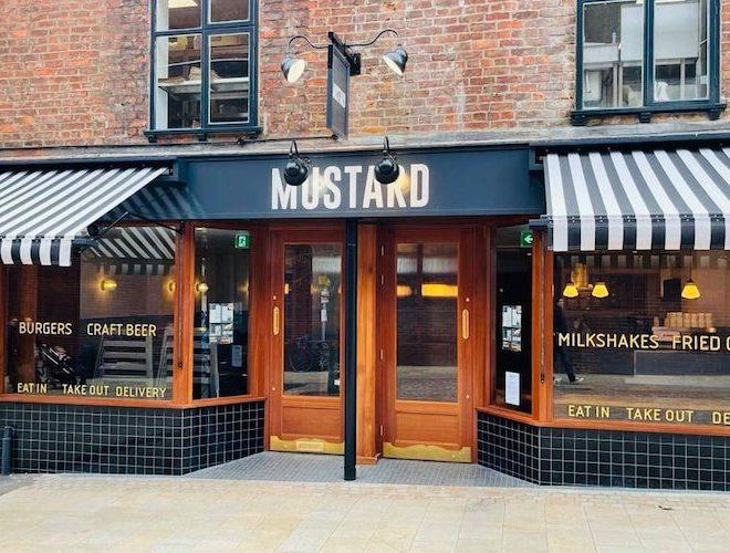 Mustard American Diner