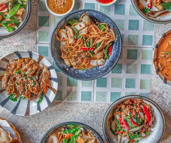 My Thai Restaurant Northern Quarter Manchester