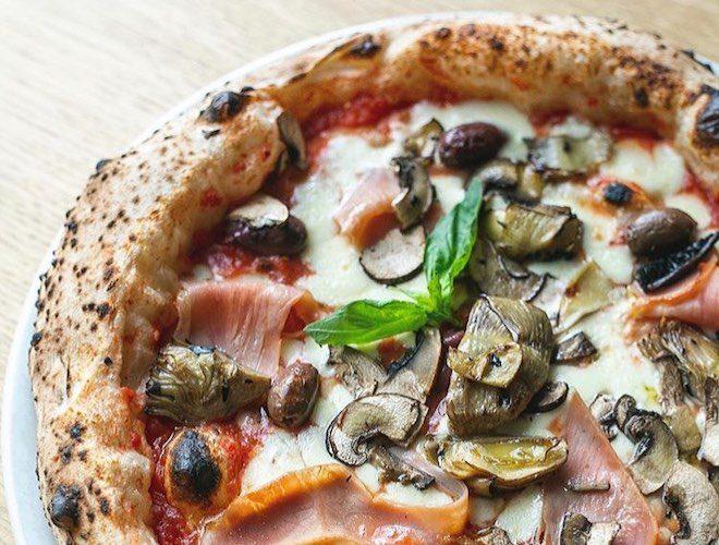 Noi Quattro Pizza Northern Quarter Manchester