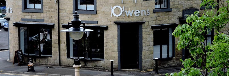 Owens Restaurant and Bar Ramsbottom Manchester