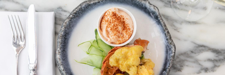 San Carlo Bottega lobster