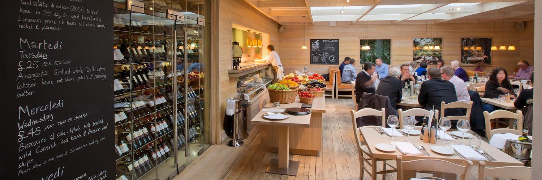 Piccolino Italian Restaurant in Bramhall