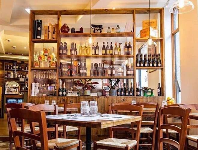 Salvi's Italian Restaurant Northern Quarter
