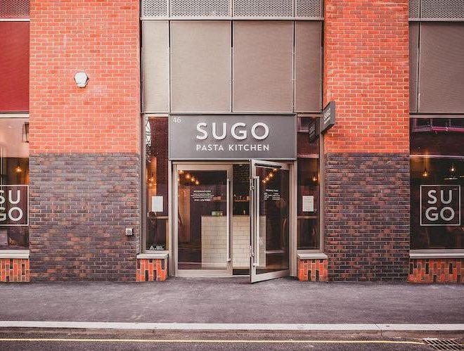 Sugo Pasta Kitchen Ancoats