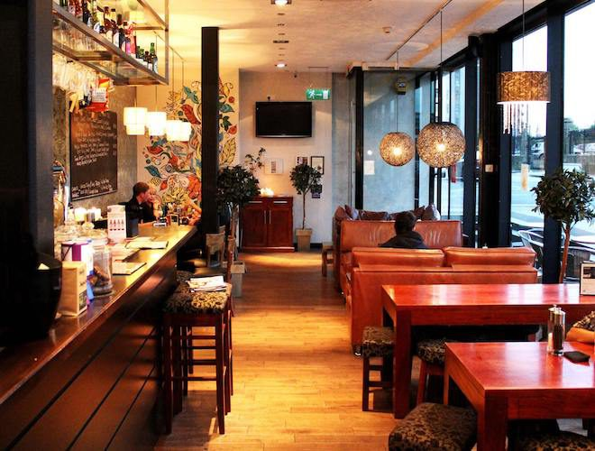 The Banyan Tree Restaurant Manchester