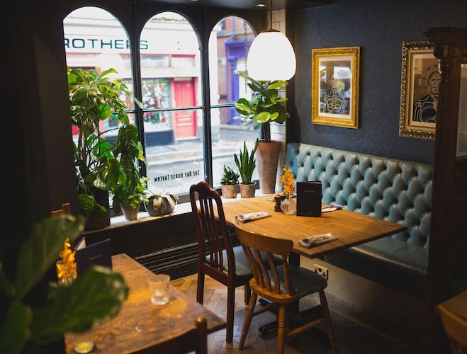 The Bay Horse Tavern Manchester