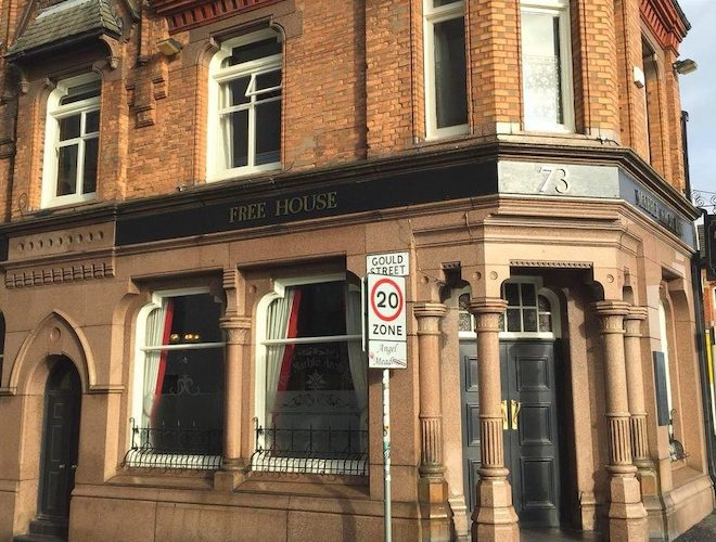 The Marble Arch Pub Manchester