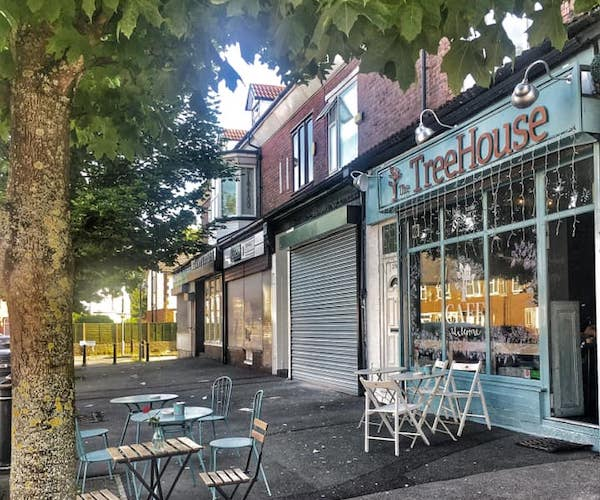 Treehouse Cafe in Salford