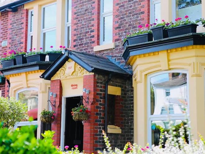 107 Dining Room Merseyside