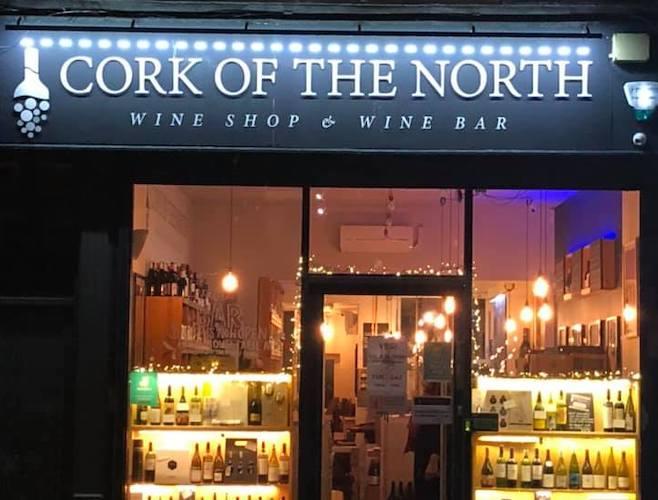 cork of the north wine bar sale restaurant