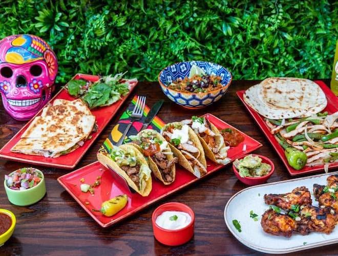 Don Tacos table bolton